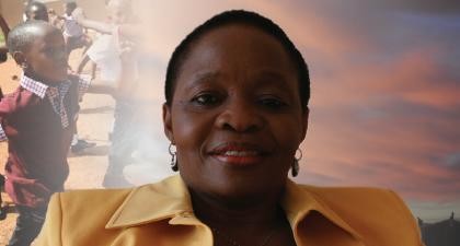 Florence Ngoaketsi